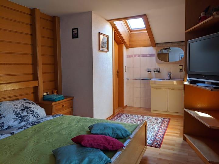 Roof Room + Balcony Mountain Panorama ♡ Montahaus5
