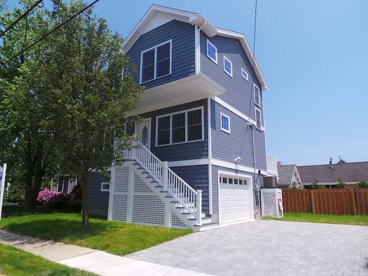 Beautiful two story raised beach house!