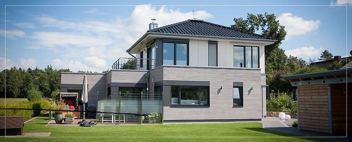 Unterkunft am Nord Ostsee Kanal - Schülp b. Rendsburg - Apartament
