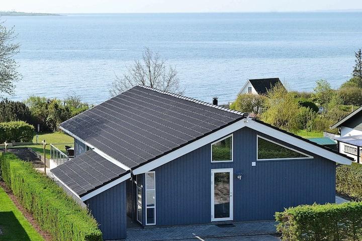 Ideal casa de vacaciones junto al mar en Faaborg