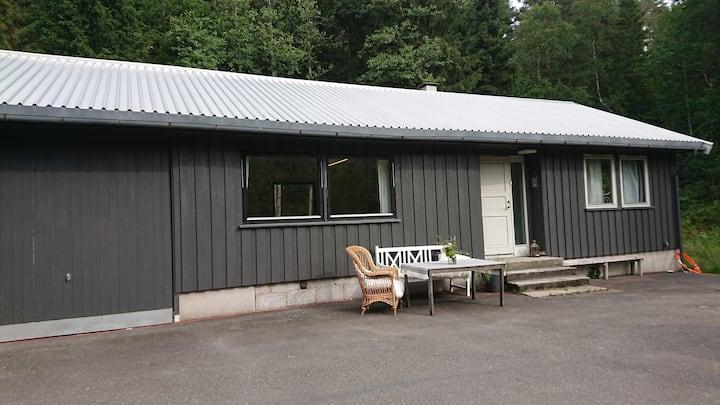 "Feriehuset ""møteplassen""."