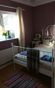 Double bedroom in a seaside town close to Dublin - Rush - Rumah