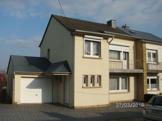 Superbe maison au coeur de la Gaume