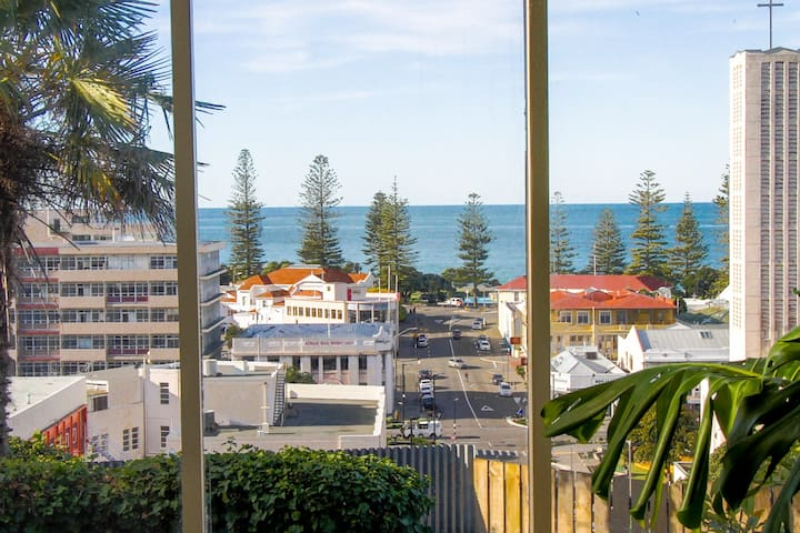 The Lookout in Napier City