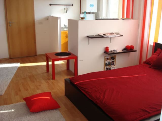 Cozy 1.5-bedroom apartment in the center of Basel