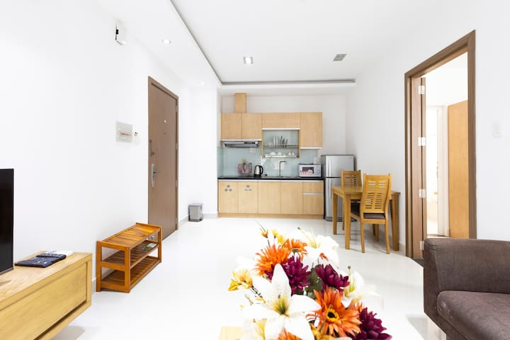 PROMOTION 20%- 1 Beedroom Apartment in City Center