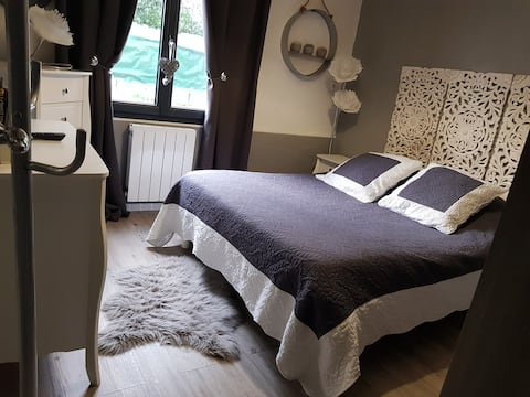 Chambre privée de Luxe dans villa
