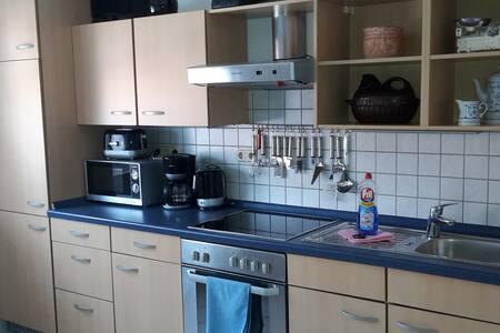 Ferienwohnung Ebeling am Rande des Solling Voglers - Dassel - Apartmen