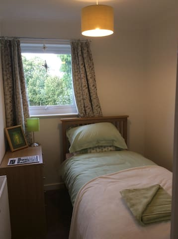 7 Sistars Retreat House - Bridie Room - Glastonbury - House