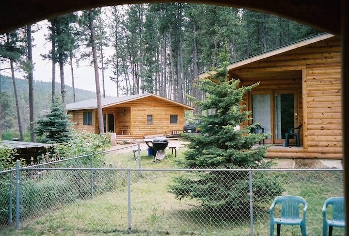 Aspen Cabin near Mt. Rushmore at Pine Rest Cabins