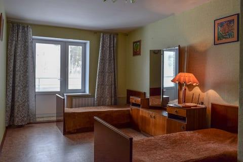 Уютная квартира рядом с аэропортом Кольцово
