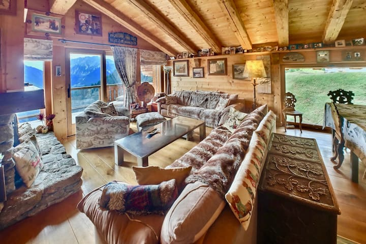 Beautiful Chalet in Verbier