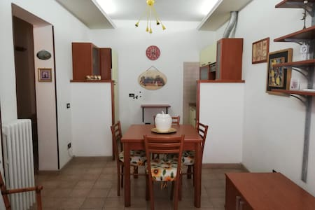 Independent flat in Frosinone. Historical Centre
