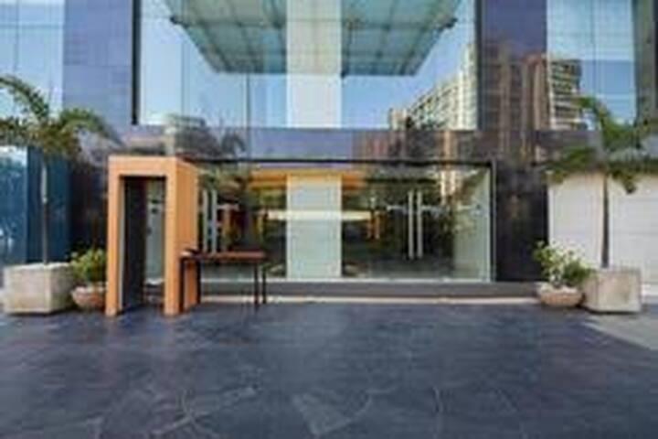 SRTC Hotel Aspire by Sky Stays