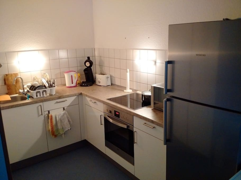 Kitchen to share with 2 flatmates