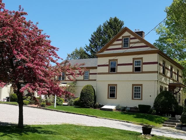 Windsor Room - 1802 House Bed and Breakfast