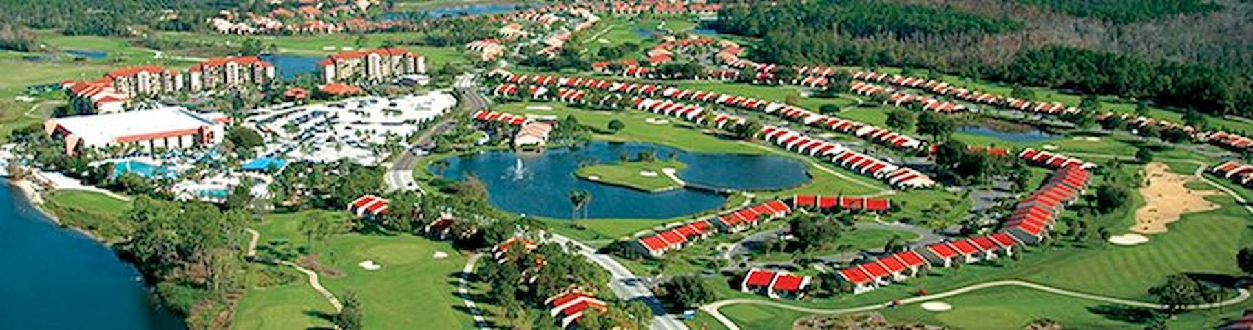 Spend 4/4 to 4/11/20 at Orange Lake Country Club!