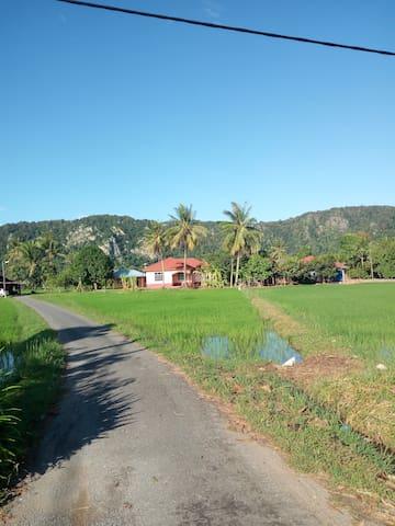 Hillview Homestay Wang Ulu