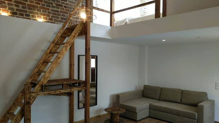 Loft Style Duplex