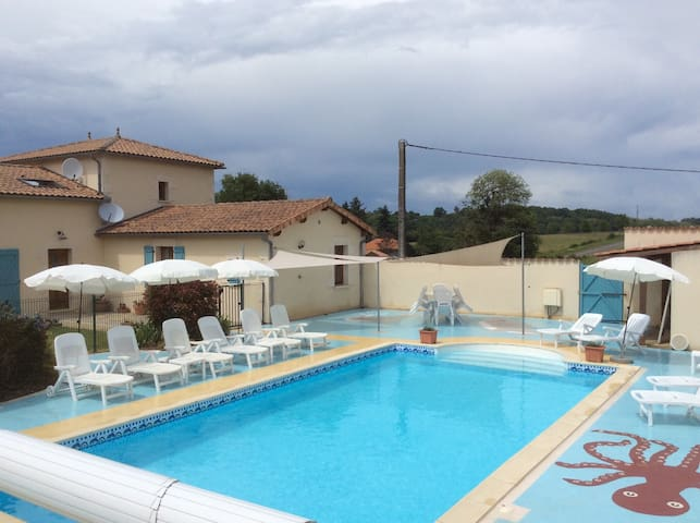 Luxury Country Villa, With Private Heated Pool