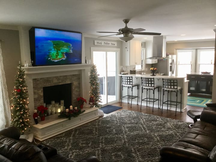 Beautiful Modern 3 BR by OP Convention Ctr,  IOMB