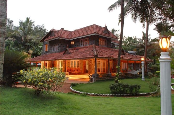 Mundackal plantation home stay