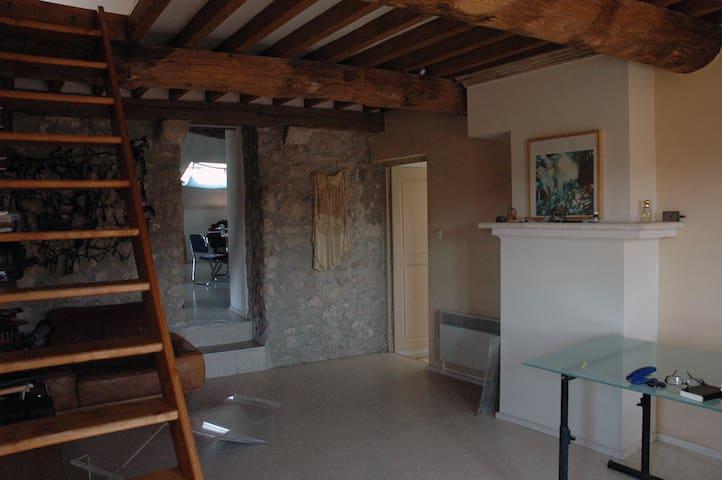 Bureau avec lit 1 place