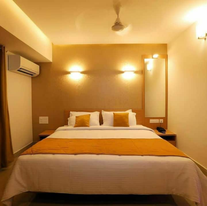 Accommodation near KMC Dental College