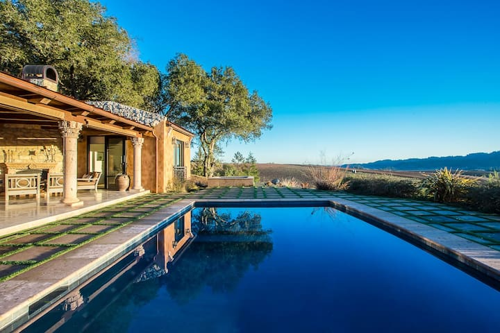 Healdsburg Villa and Farm