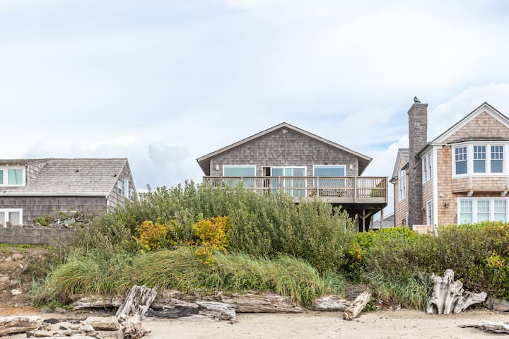 Oceanfront home in Cannon Beach - Isabel House