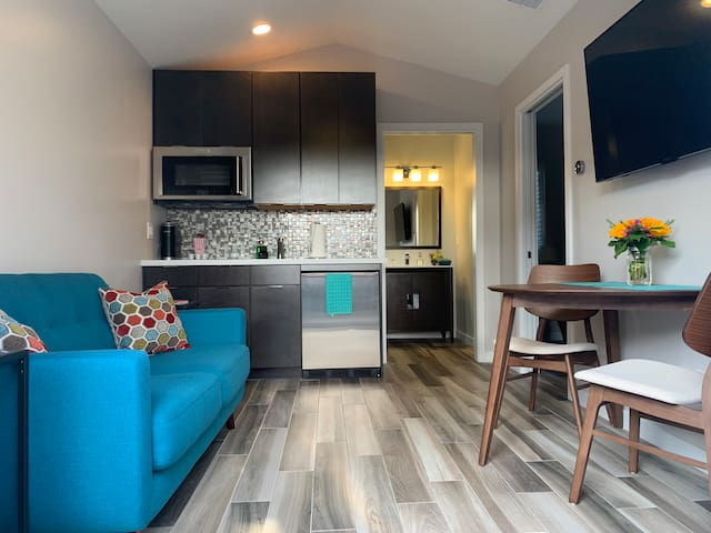 Central Private Location w/ off-street parking!