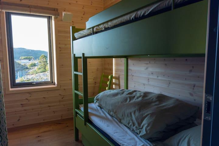 Køyeseng (90x200 cm) // Bunk bed (90x200 cm)