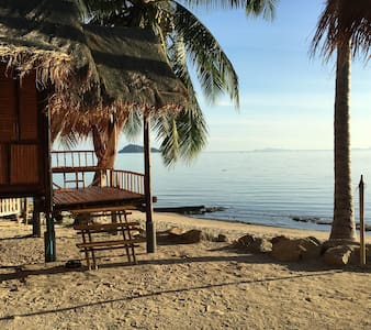 Castaway Beach Bungalows - Right on the Beach! - Ko Pha-ngan - Bungalow