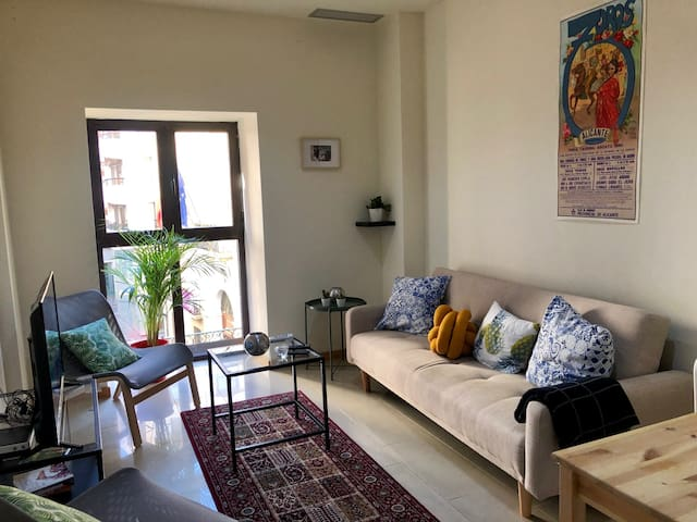 New Apartment in the Old City of Alicante