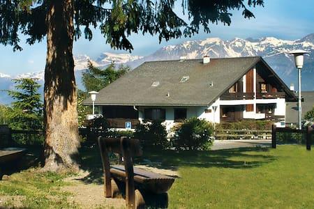 Vacances à la montagne à Vercorin - Vercorin - Wohnung