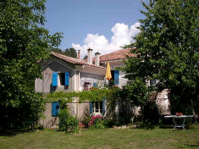 Gîte Le Mazet - Chamborigaud