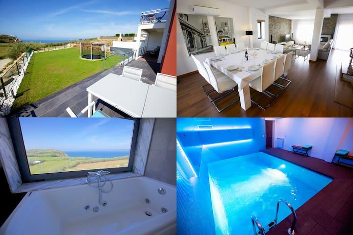 Luxury & big Villa near Ericeira - SÃO PEDRO DA CADEIRA - วิลล่า
