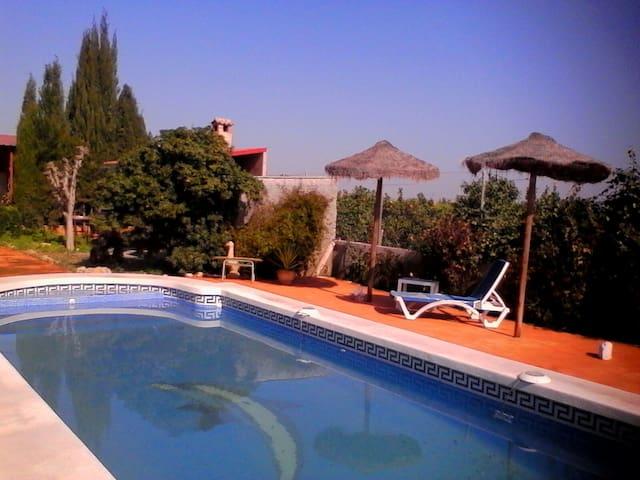 Habitación con cama de 105 en casa - Murcia - Hus