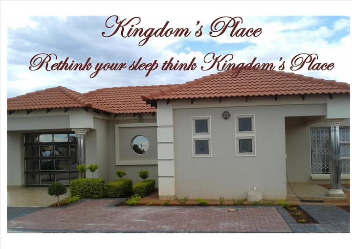 Kingdom's Place Guesthouse- Rustenburg,Phokeng
