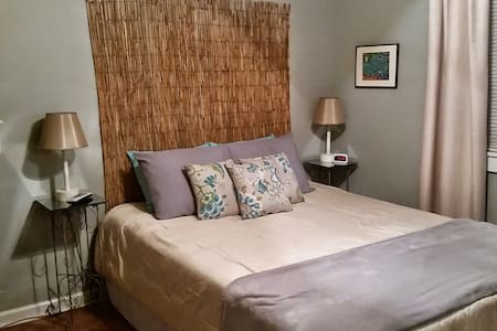 PRIVATE ROOM CONVENIENT LOCATION!! - Mount Pleasant - Casa