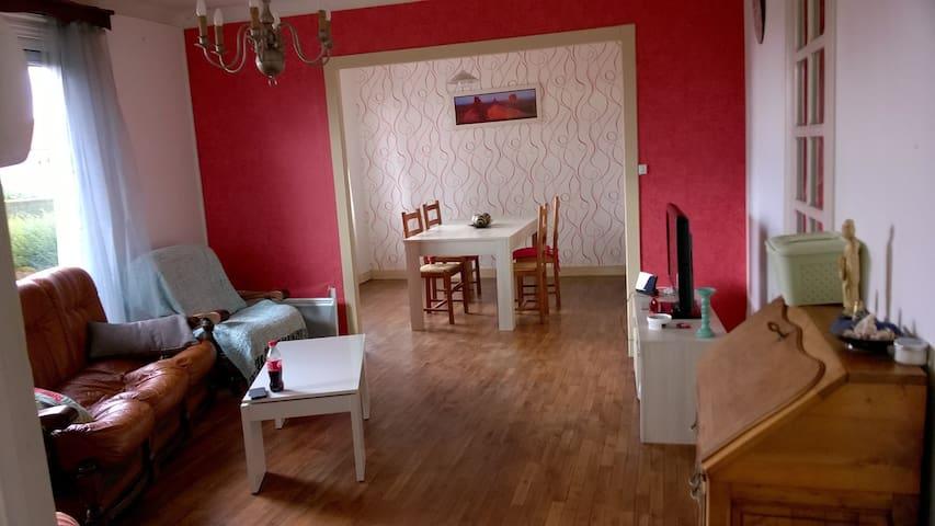 maison sylvie - Courlay