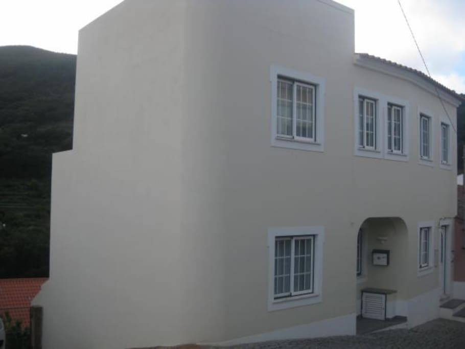 Casa de Monchique , vista de fora