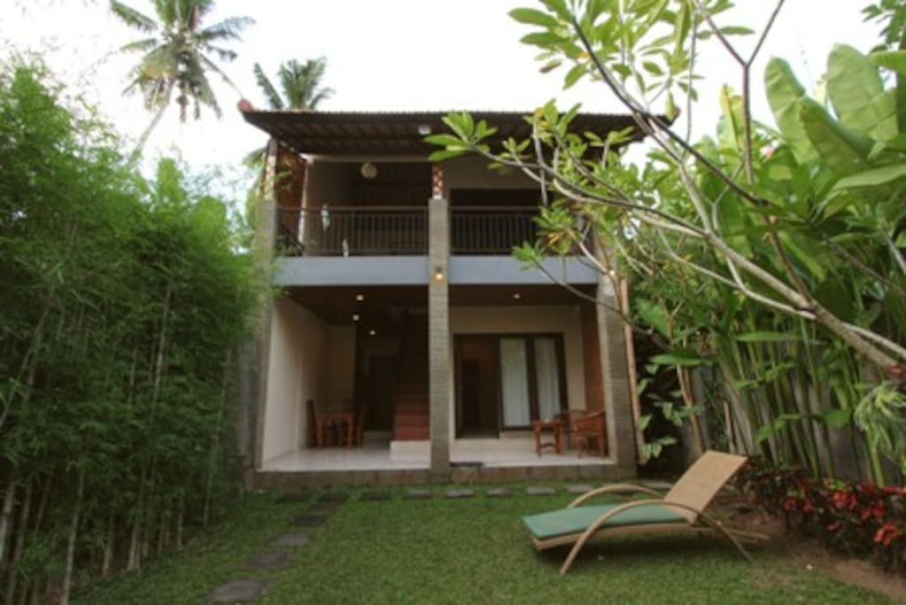 Private House with 2bedrooms