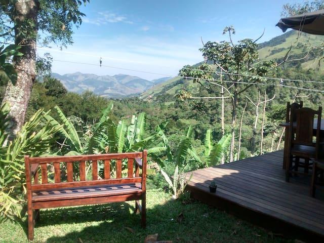 Casa gostosa na Serra - São Francisco Xavier