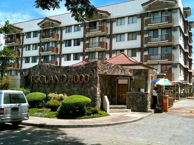 2 Br Furnished Condo, Davao City, Philippines - Davao City - Osakehuoneisto