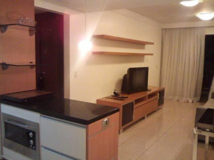 Cozinha/ sala.