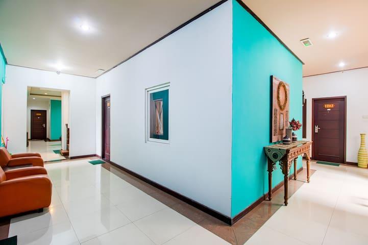 Modern Room at Rizh Garden Family Hotel