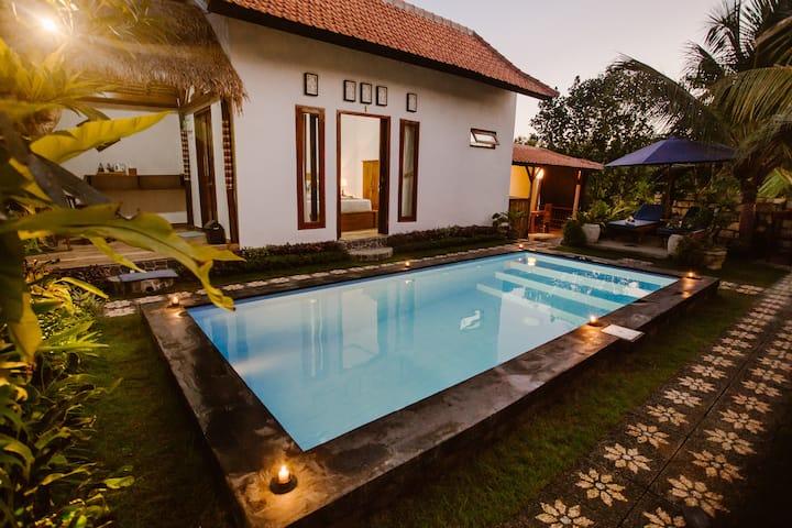 One Bedroom Pool Cottage in Nusa Penida