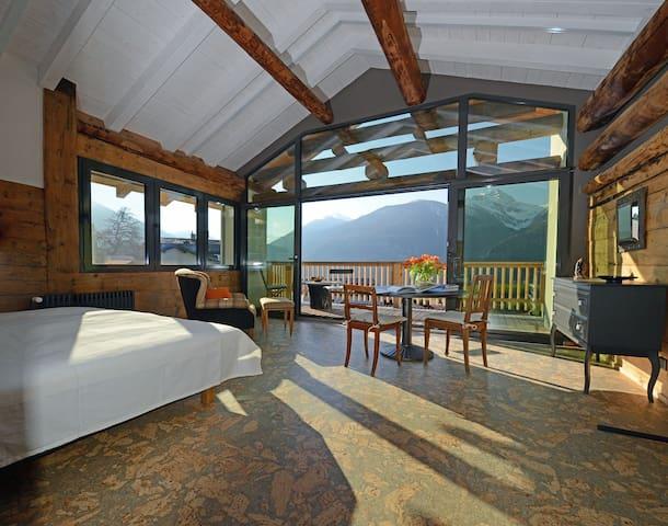 Magische Bergwelt  - Alvaneu Dorf - Bed & Breakfast