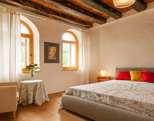 Elegante location in Corte del '700 - Cison di Valmarino - Appartement